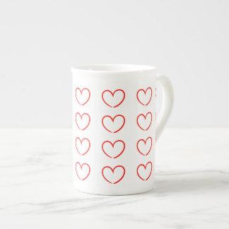 Open Heart Love Mug