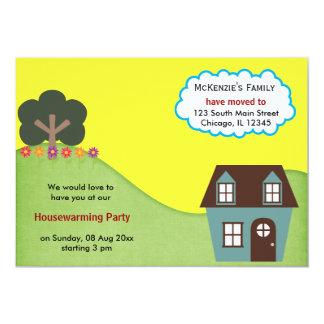 Open House Announcement