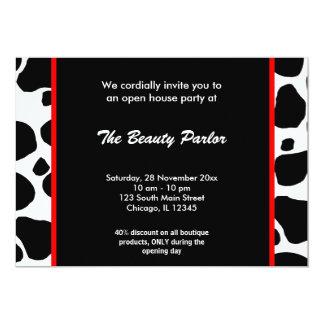 Open House Boutique Celebration Card