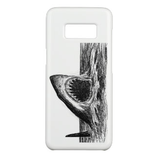OPEN JAWS Great White Shark Samsung Galaxy S8 Case-Mate Samsung Galaxy S8 Case