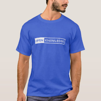 Open Knowledge T-Shirt