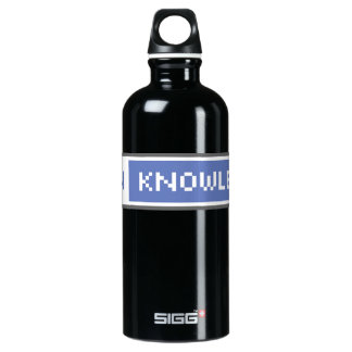 Open Knowledge Water Bottle