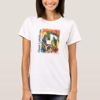 """Open Landscape"" Women's T-shirt"