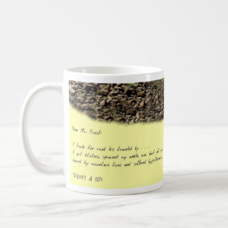 OPEN LETTER TO ROBERT FROST COFFEE MUG