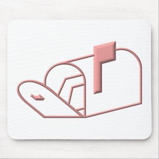 Open Mailbox Mouse Mat