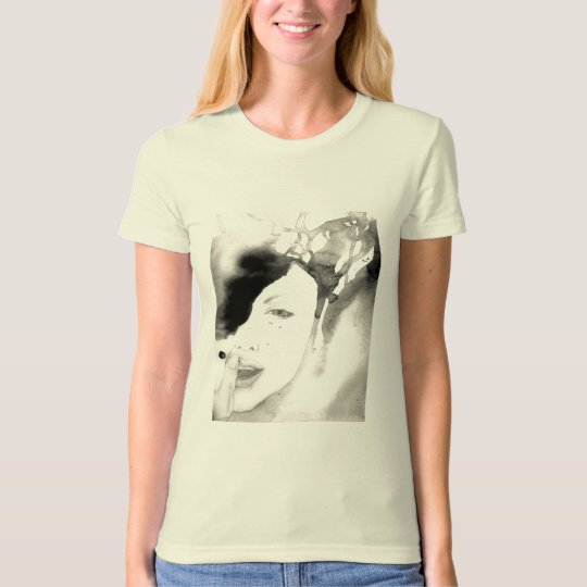 Open Mouth Tee for Women