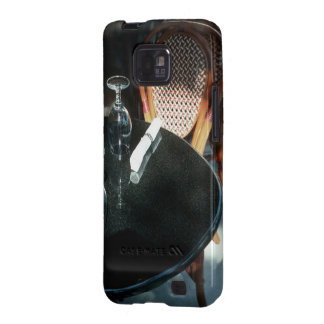 Open Table for Dinner Samsung Galaxy SII Case