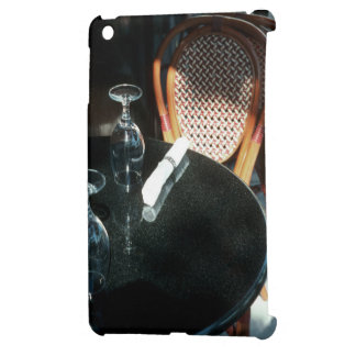 Open Table for Dinner iPad Mini Cases