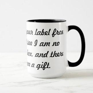 Open-up Mug