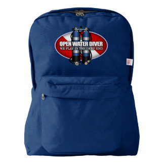 Open Water Diver (ST) Backpack
