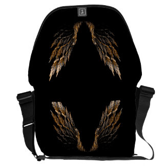 Open Wings Courier Bag