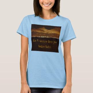 Open Your Golden Gates T-Shirt