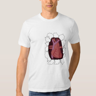 open your heart tees