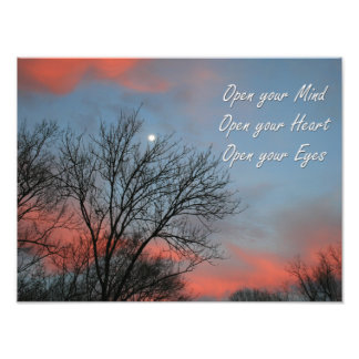 Open your Mind, Heart & Eyes / Inspiration Photo