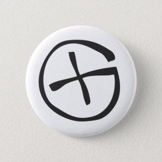 Opencaching 6 Cm Round Badge