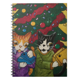 Opened Presents Notebook