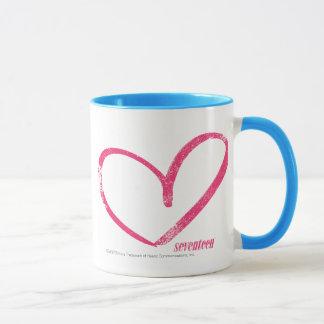 OpenHeart Magenta Mug