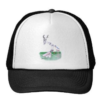 Opening Bat - cricket, tony fernandes Hats