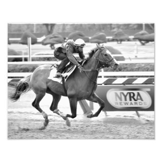 Opening Day at Saratoga Photograph
