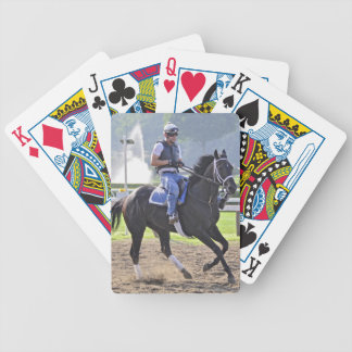 Opening Day at the Spa Bicycle Playing Cards