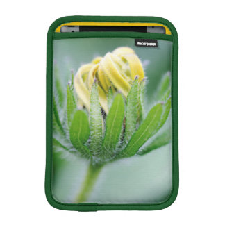 Opening Flower Of Cone Flower iPad Mini Sleeve