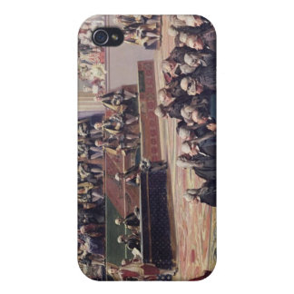 Opening of the Estates General at Versailles iPhone 4 Covers