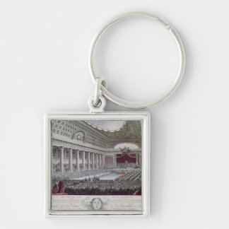 Opening of the Estates General at Versailles Key Ring