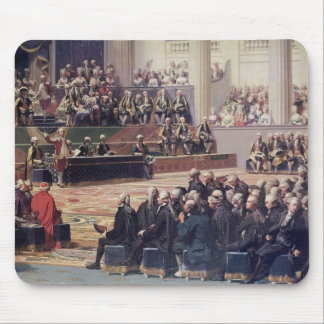 Opening of the Estates General at Versailles Mouse Mat