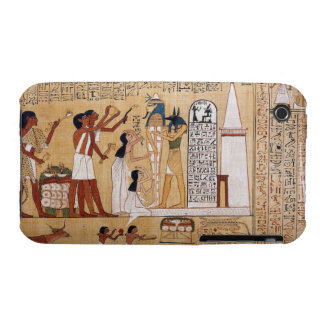 Opening of the Mouth Ceremony Book of the Dead Case-Mate iPhone 3 Cases