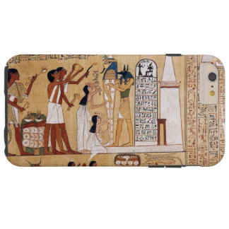 Opening of the Mouth Ceremony Book of the Dead Tough iPhone 6 Plus Case