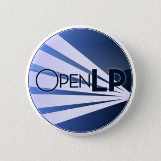 OpenLP Logo Badge