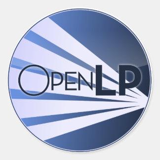 OpenLP Sticker
