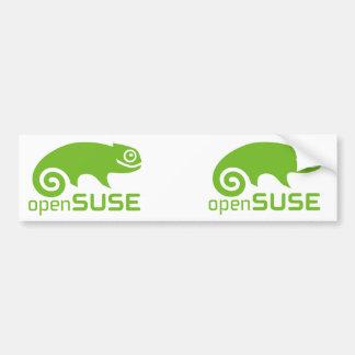 openSuzie Linux Logo Bumper Sticker