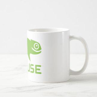 openSuzie Logo Basic White Mug