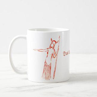 Opera Comique: Primadonna Mugs: Brünnhilde Coffee Mug