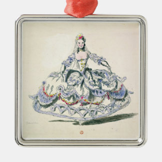 Opera Costume, from the Menus Plaisirs Collection, Christmas Ornament