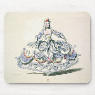 Opera Costume, from the Menus Plaisirs Collection, Mouse Pad