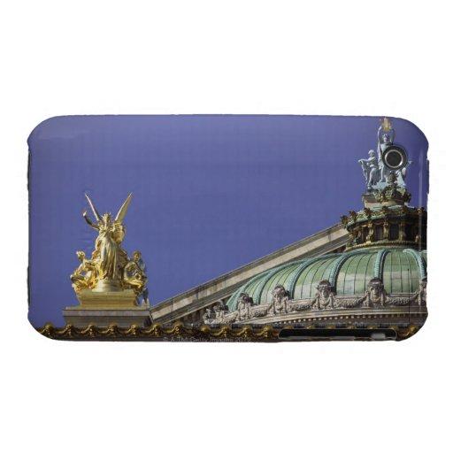 Opera de Paris Garnier in Paris, France iPhone 3 Case-Mate Cases