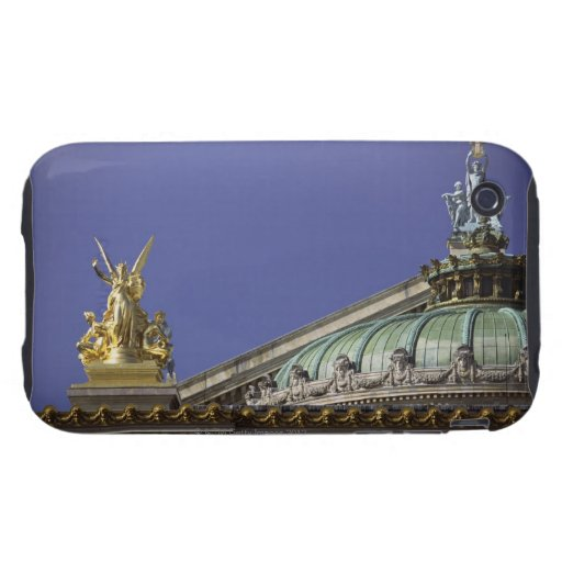 Opera de Paris Garnier in Paris, France iPhone 3 Tough Cases