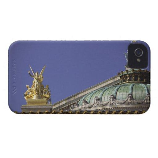 Opera de Paris Garnier in Paris, France iPhone 4 Cases