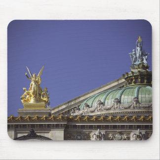 Opera de Paris Garnier in Paris, France Mouse Pads