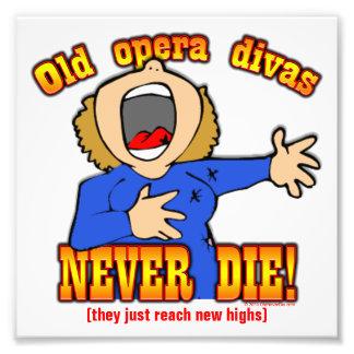 Opera Divas Photo Art