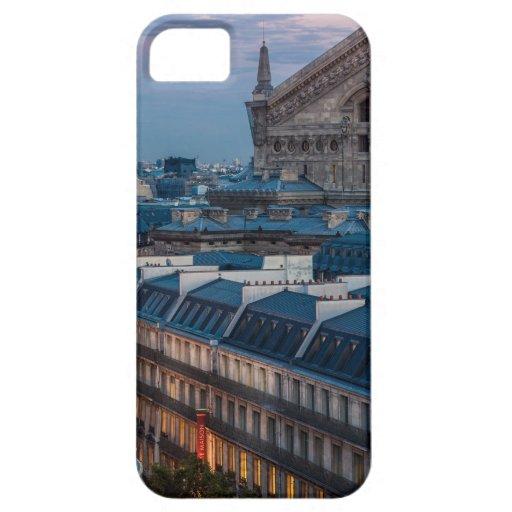 Opera garnier, Paris iPhone 5 Cases