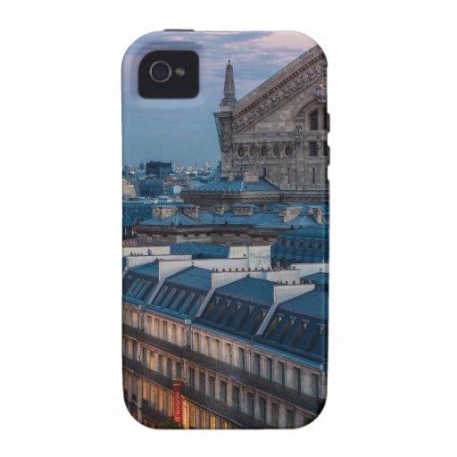 Opera garnier, Paris iPhone 4 Cover