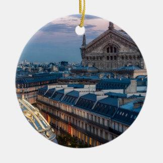 Opera garnier, Paris Christmas Ornament
