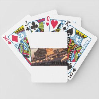 Opera Garnier, Paris, France Bicycle Playing Cards