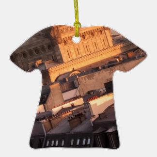 Opera Garnier, Paris, France Ceramic T-Shirt Decoration