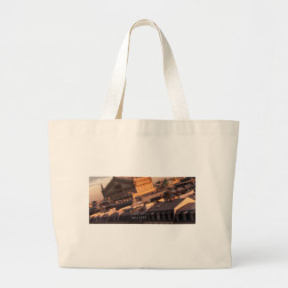 Opera Garnier, Paris, France Large Tote Bag