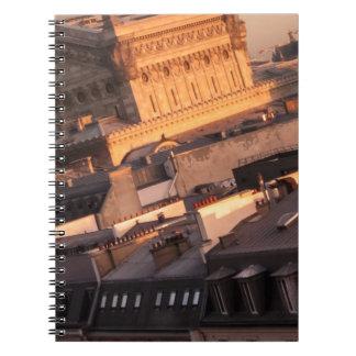 Opera Garnier, Paris, France Notebook