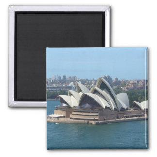 opera house fridge magnets